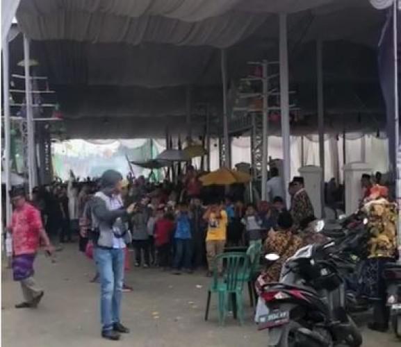 Polda Jelaskan Video Viral Tembakan ke Udara Saat Pesta Adat