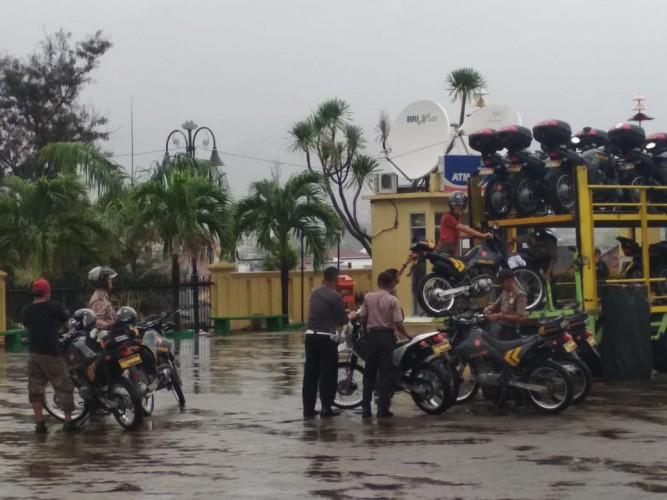 Dua Polres Baru di Lampung Mulai Diisi