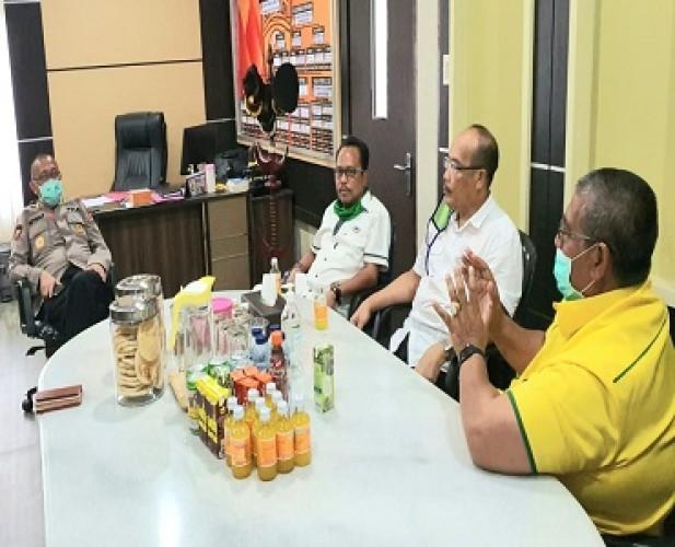 Polda-KONI Lampung Kerja Sama Jaring Atlet Jadi Polisi
