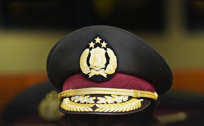 Polda Lampung Lakukan Pemutasian 53 Perwira
