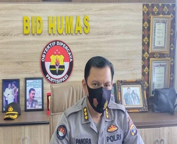 Polda Lampung Bisa Memidanakan Keramaian yang Abaikan Protokol Kesehatan