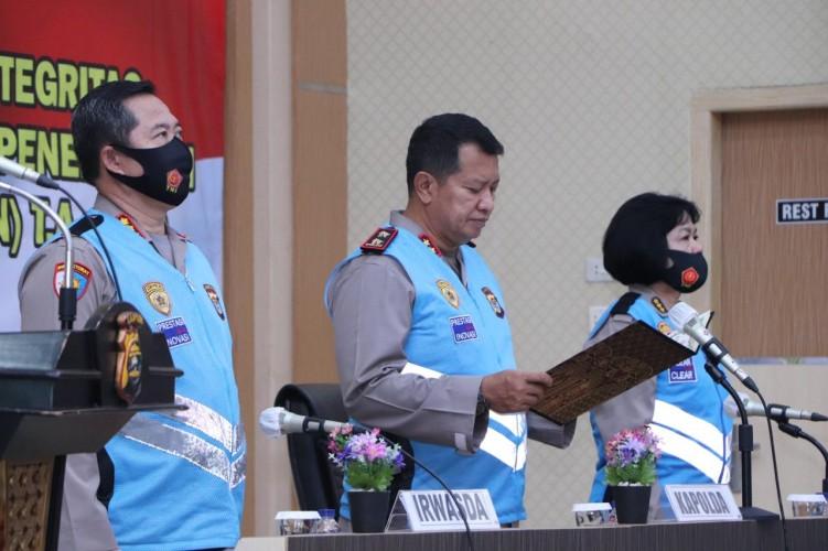 Polda Lampung Buka Penerimaan Bintara, Ini Syaratnya