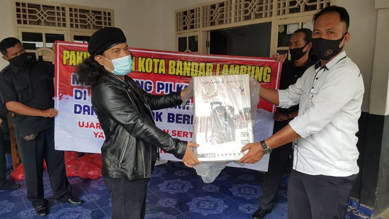 Polda Lampung Gandeng Tokoh Paku Banten Wujudkan Pilkada Damai