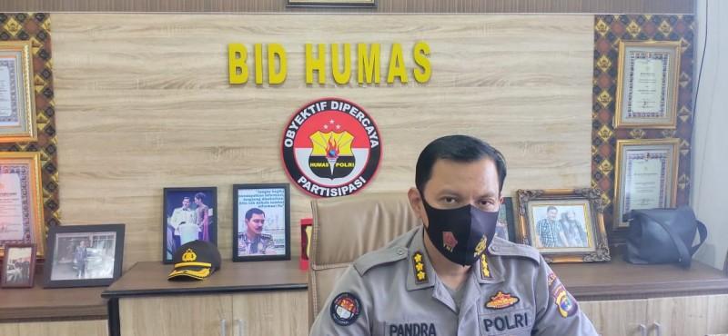 Polda Lampung Ingatkan Maklumat Kapolri dan Pergub 45 Soal Kerumunan di Pilkada