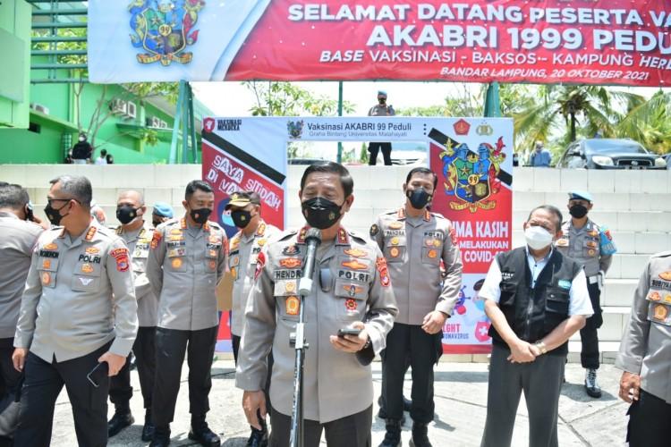 Sejumlah Saksi Kasus Limbah Aspal Lampung Diperiksa