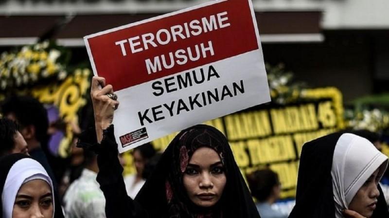 Polda Lampung Sebut Belum Ada WanitaTerlibat Jaringan Radikal