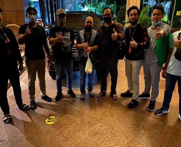 Polda Lampung segera Limpahkan Mantan Ketua AKLI ke Kejati