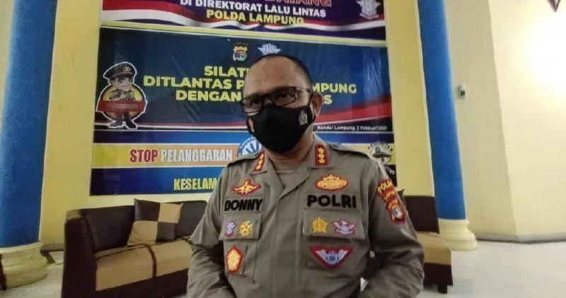 Polda Lampung Segera Tertibkan Sunmori