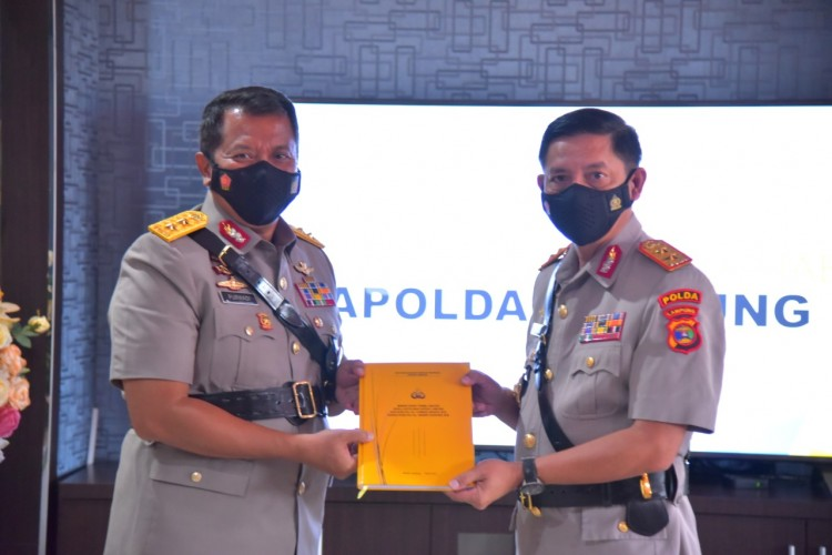 Polda Lampung Tambah 12 Polsek pada 2021