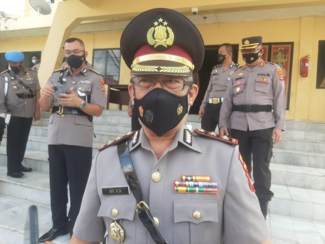 Polda Lengkapi Bukti Sebelum Tetapkan Kembali Tersangka Korupsi Jalan Sutami