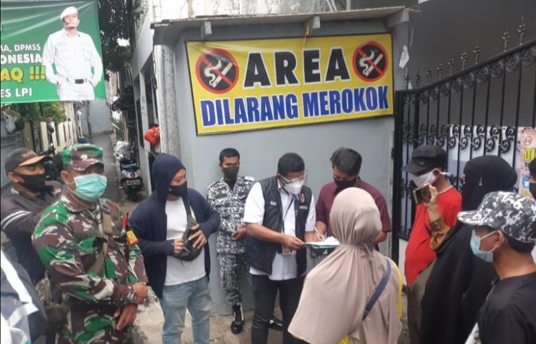 Polda Metro Jaya Panggil Rizieq Shihab Terkait Kerumunan di Petamburan