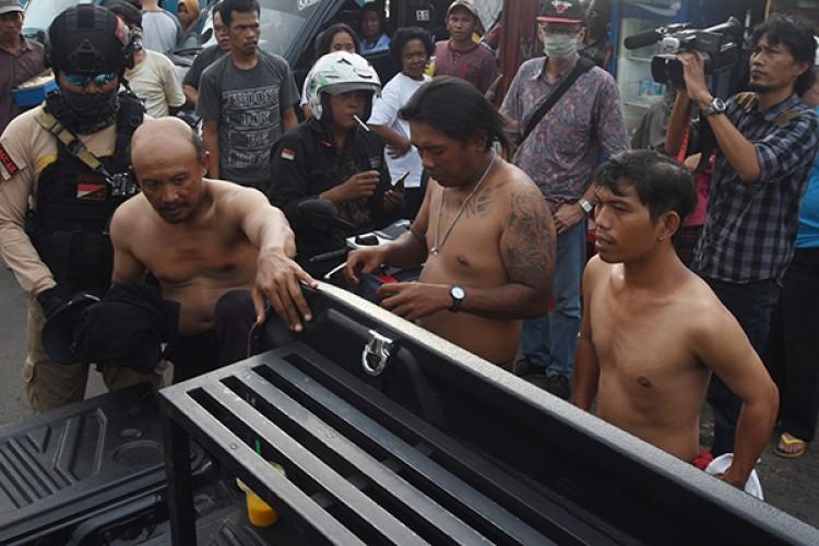 Polda Perintahkan Polres dan Polsek Sikat Penjahat Jalanan