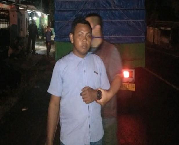 Polhut Tangkap Pelaku Ilegal Loging Beserta 120 Batang Sonokeling