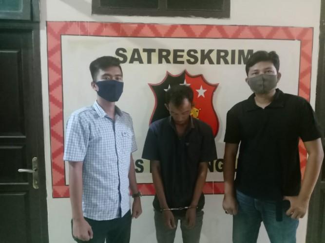 Polisi Bekuk Pelaku Cabul di Lampung Utara