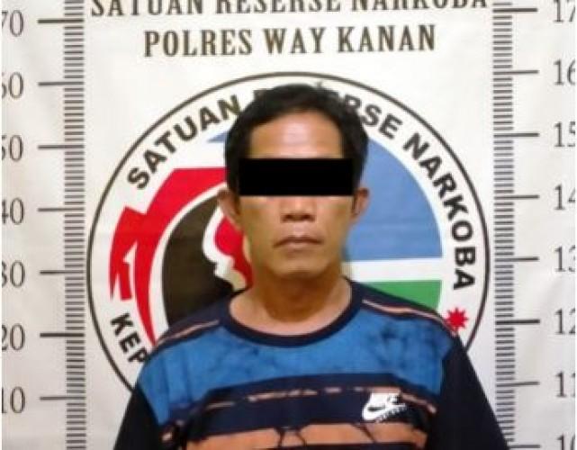 Polisi Bekuk Pelaku Penyalahguna Sabu di Warung Jalinsum