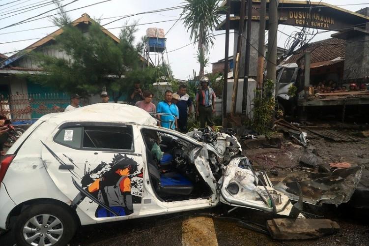Polisi Bidik Tersangka Baru Kecelakaan Beruntun di Purwodadi