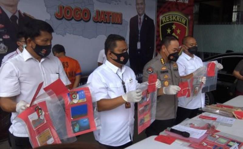 Polisi Bongkar Penipuan Investasi Bodong Senilai Rp15 Miliar