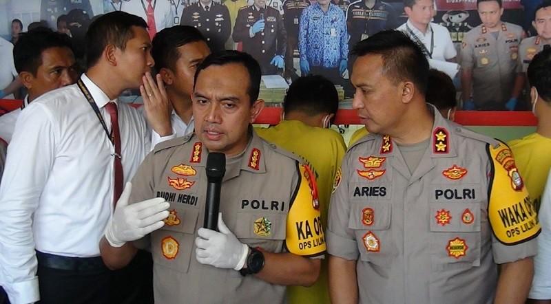 Polisi Bongkar Praktik Peminjaman <i>Online</i> Ilegal