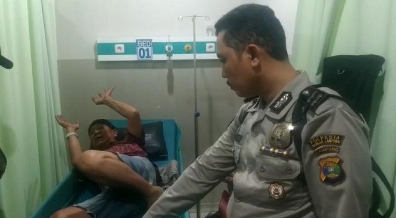 Polisi Buru Pencuri Motor yang Menembak Warga