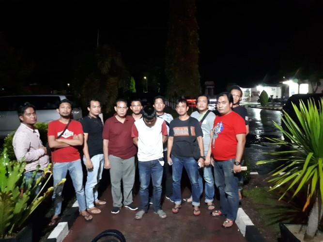 Polisi di Lampung Utara Bekuk DPO Begal Motor