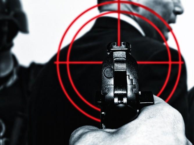 Polisi di Lampung Utara Tembak Pembobol Rumah