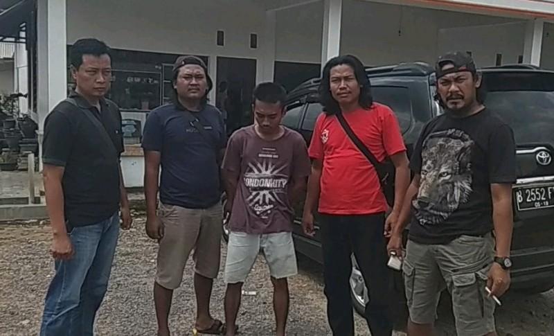 Polisi di Tulangbawang Ringkus Pencuri Ternak