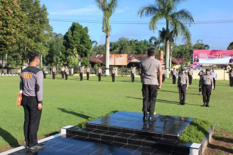Polisi Diminta Tegas Bubarkan Kerumunan Warga Antisipasi Virus Korona
