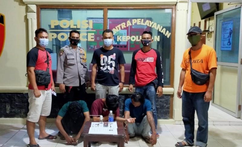 Polisi Gerebek Warung di Banjaragung yang Jadi Tempat Pesta Sabu
