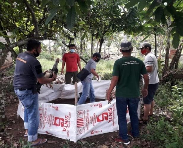 Polisi Hanya Sita Barang Bukti dari Arena Sabung Ayam