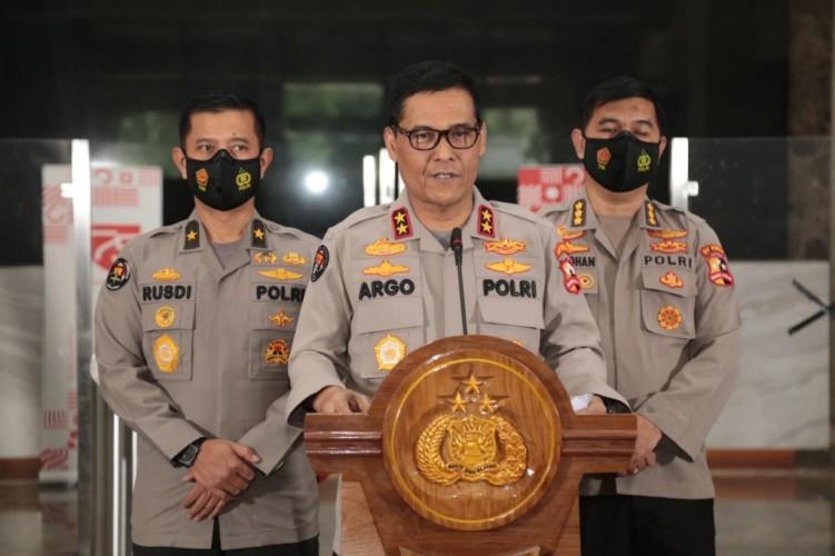 Polisi Janji Transparan dengan Komnas HAM Soal Penembakan 6 Laskar FPI