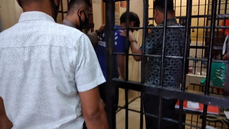 Polisi Lumpuhkan Maling Motor Modus Bobol Rumah di Tanggamus