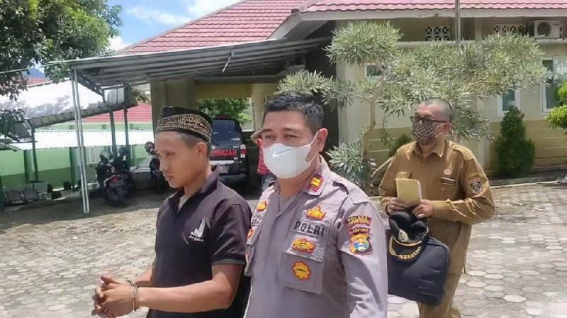 Polisi Observasi Kejiwaan Pemuda Pembunuh Ayah Kandung