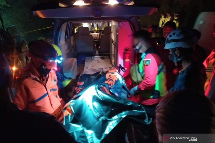 Polisi Pastikan Seluruh Korban Kecelakaan di Sumedang Dievakuasi