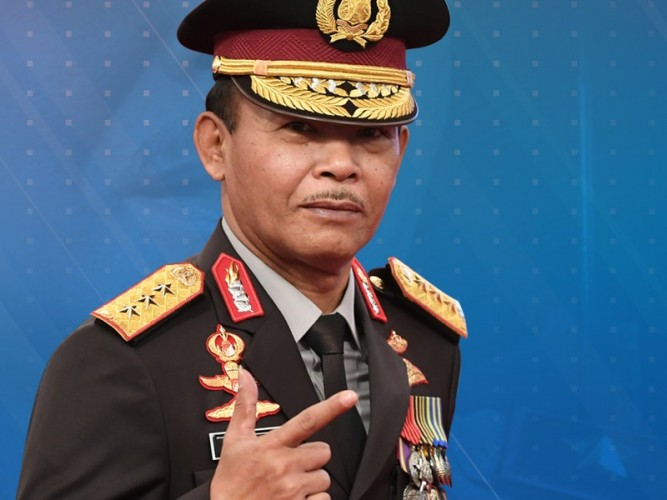 Polisi Peras Kepala Daerah, Laporkan ke Polda Lampung