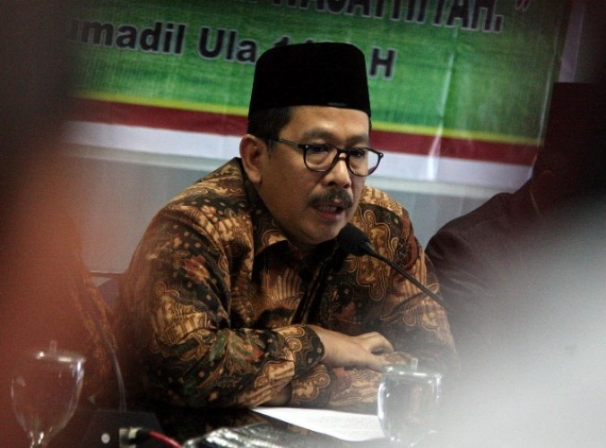 Polisi Periksa Wamenag Zainut Tauhid Sa'adi