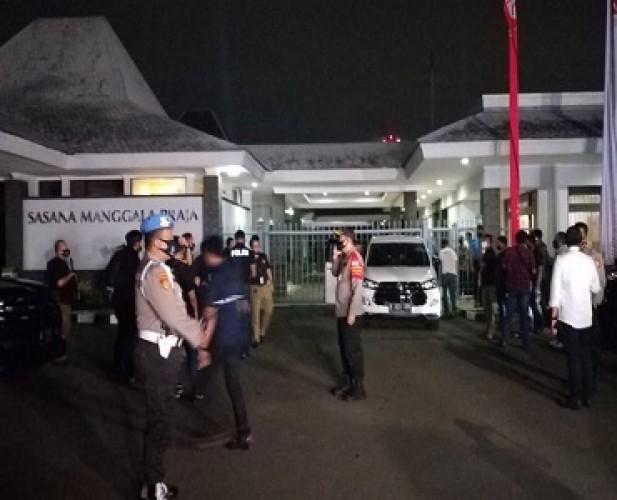 Polisi Perketat Penjagaan Bandara Halim Jelang Kedatangan Djoko Tjandra