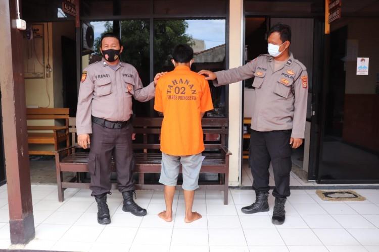Polisi Ringkus Pelaku Penyalahgunaan Narkoba di Pagelaran