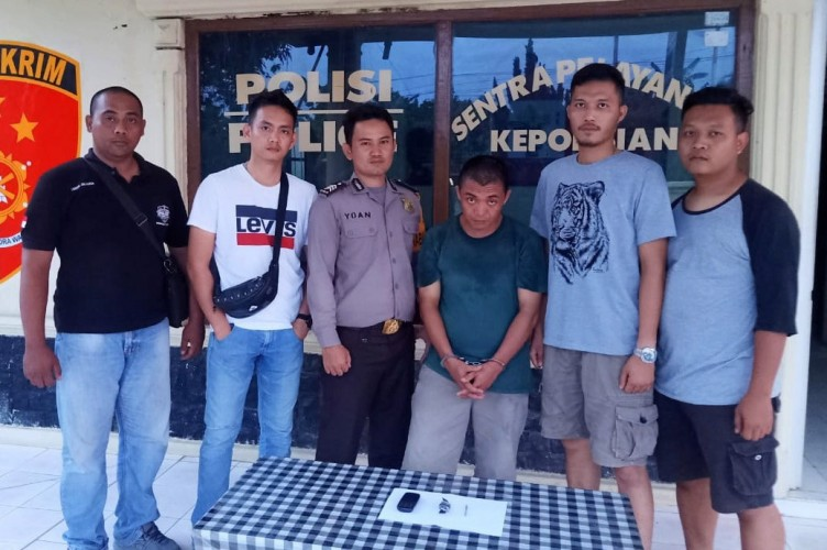 Polisi Ringkus Pemakai Ganja di Penawarjaya