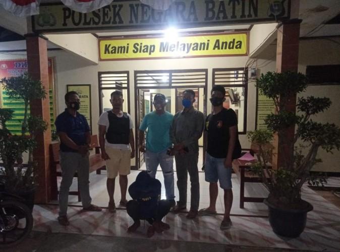 Polisi Ringkus Pembobol TK Aisyah Bustanul Athfal