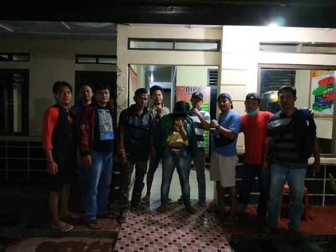 Polisi Ringkus Pemuda Pengguna Sabu di Banjar Agung