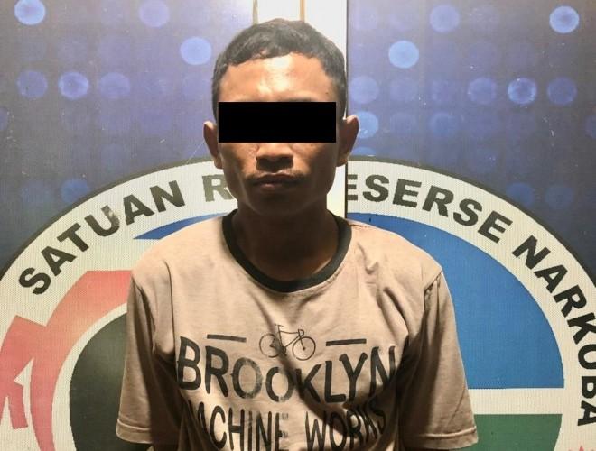 Polisi Ringkus Pengedar Sabu di Blambangan Umpu