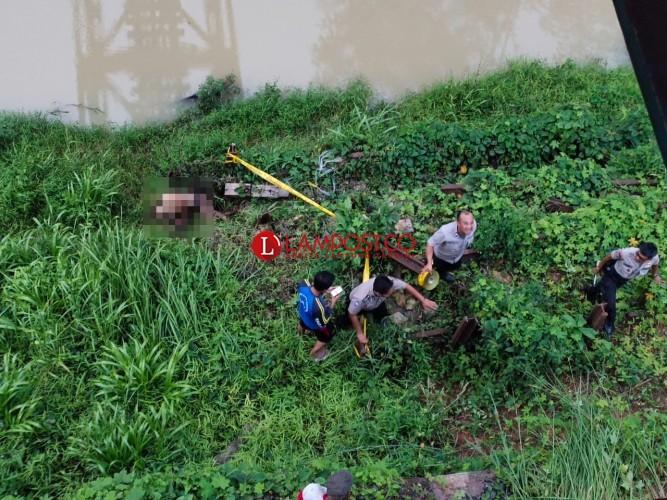 Polisi Sebut Mayat di Bawah Jembatan KA Bukan Korban Pembunuhan