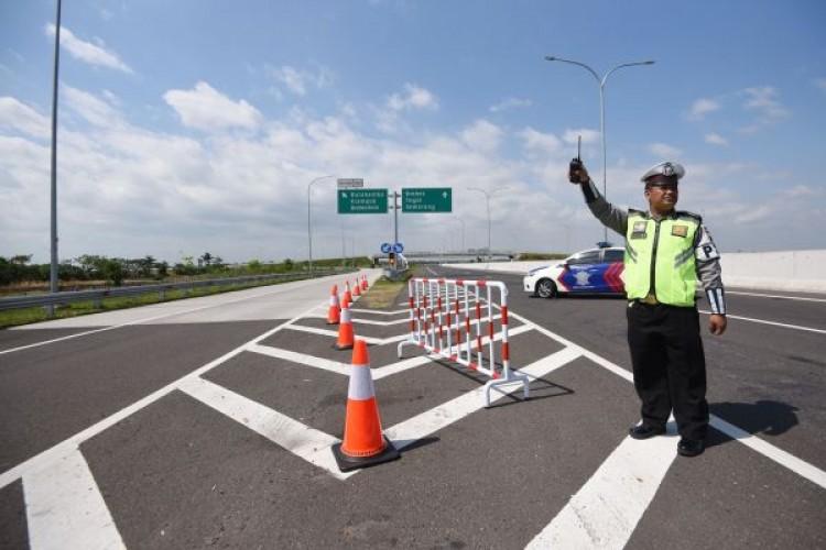 Polisi Siapkan Rekayasa di Cikampek-Brebes Barat