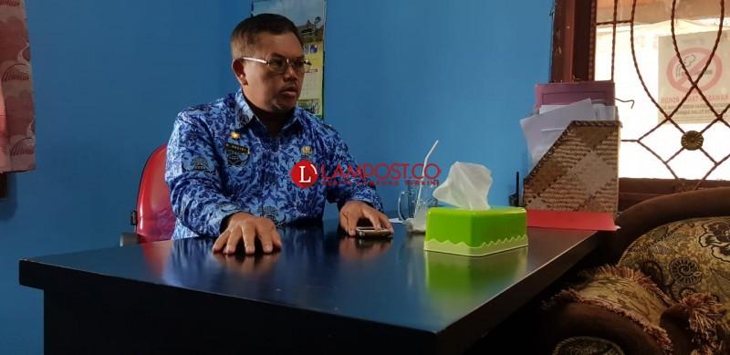 Polisi Sita Berkas PKH dari Kantor Dinas Sosial Tubaba