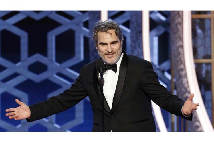 Polisi Tangkap Aktor Terbaik Golden Globe 2020