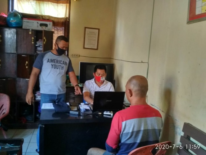 Polisi Tangkap Bandar dan Pengedar Sabu di Bukit Kemuning