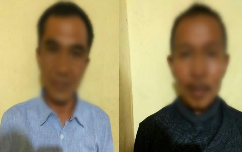Polisi Tangkap Bandar Judi Togel di Tanggamus