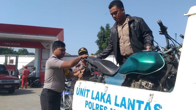 Polisi Tangkap Diduga Pelaku Penimbunan BBM