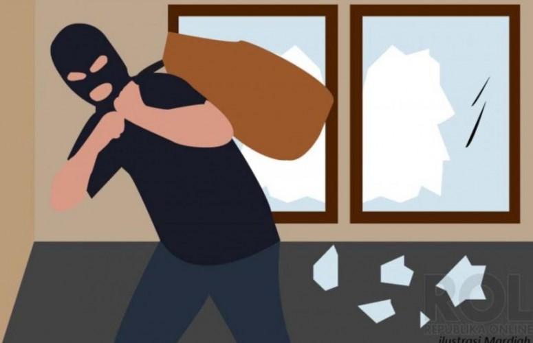 Polisi Tangkap Dua Pencuri Komputer SMA Muhammadiyah Gunung Pelindung
