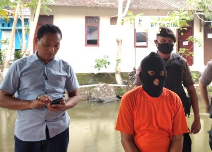 Polisi Tangkap Kakek Pencabul Bocah di Telukbetung Timur